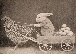 BunnyDeliveringEggs